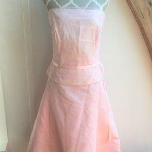 NWT! Pink 2 Pc Bridesmaid Dress (2610)